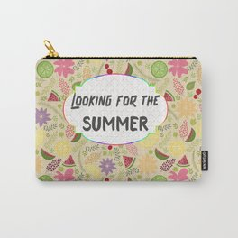 Looking for the SUMMER Fruits Flowers Sunshine Carry-All Pouch