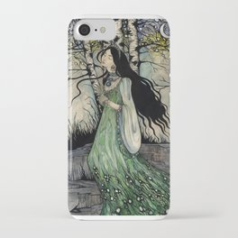 Malachite Maid iPhone Case
