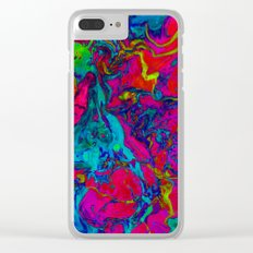 Jello Dancing Clear iPhone Case