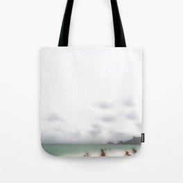Mer Sea Tote Bag