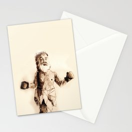 St. Boxer Stationery Cards