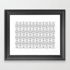 Matrioskas Framed Art Print