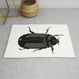 Coco the beetle Rug