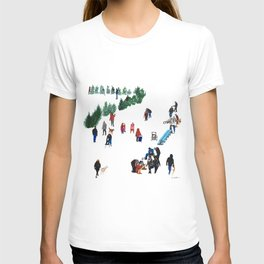 The Fork's River Trail T-shirt