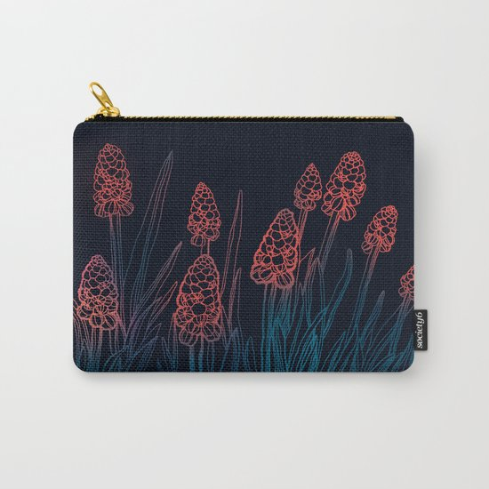 Hyacinths in the night Carry-All Pouch