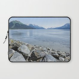 Along the Turnagain Arm, No. 2 Laptop Sleeve