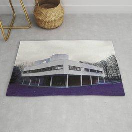 Villa Savoye , Le Corbusier Rug