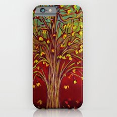 Abstract Fall tree iPhone 6s Slim Case