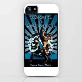 Wonder And Adventure: Dream Tower Media, Rogues of Merth iPhone Case