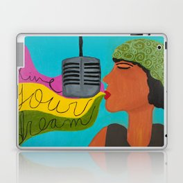 Live Your Dream Laptop & iPad Skin