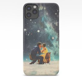 I'll Take you to the Stars for a second Date iPhone Case