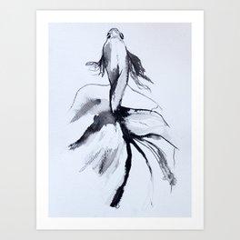 Pescaito Art Print