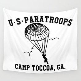 Camp Toccoa PT Shirt Wall Tapestry
