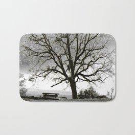 L'arbre de Gourdon Bath Mat