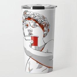 DAVID 2019 Travel Mug