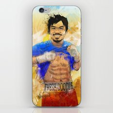 Manny Pacquiao - Pound 4 Pound iPhone Skin