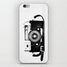 CAMERA I iPhone & iPod Skin