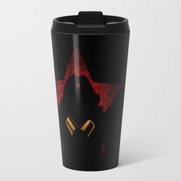 SuperHeroes Shadows : WonderWoman Travel Mug