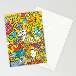 AW YEA! Stationery Cards