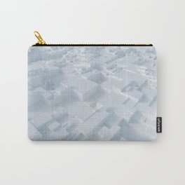 Abstract 3d rendering of greeble art Carry-All Pouch