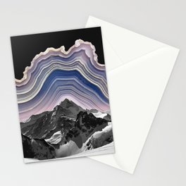 Agate Mountains Stationery Cards