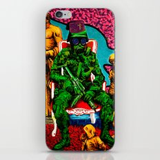 The Lone Soldier iPhone & iPod Skin