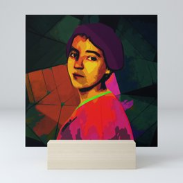Anita Malfatti, revolutionary; Mini Art Print