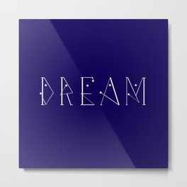 Starry Dream Metal Print