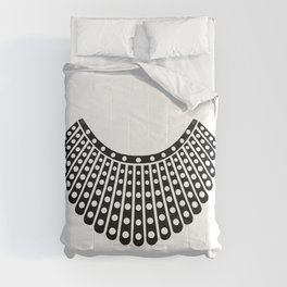 Ruth Bader Ginsburg Dissent Collar Comforters