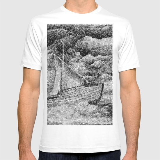 Fingerprint - Sailing T-shirt