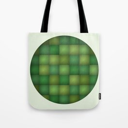 Secret Green Tote Bag