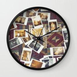 Regne du sommeil mia Wall Clock