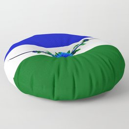 Intemporel, tendance et unisexe  Floor Pillow
