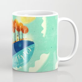 :::Tall Tree Whale::: Coffee Mug