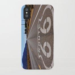 Historic Route 66 iPhone Case