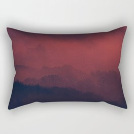 Fog 24 Rectangular Pillow