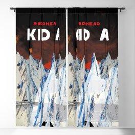 Kid A Blackout Curtain
