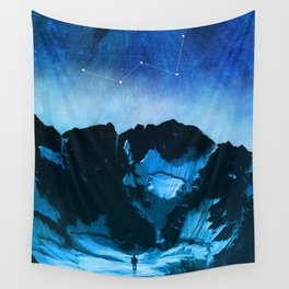 Cassiopeia Night Wall Tapestry