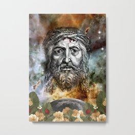 SACRED SPACE Metal Print