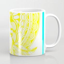 Steph Darling Design at The Nines Tattoo Parlor Coffee Mug