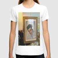elvis T-shirts featuring Elvis  by Alissa Fleck