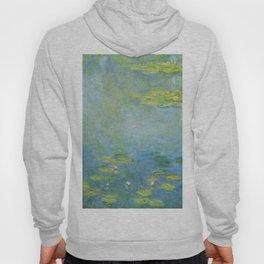 """Claude Monet """"Water Lilies"""" (10) Hoody"""
