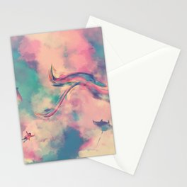 Seized Stationery Cards