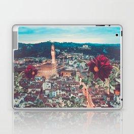 Dahlia Giants in Florence Laptop & iPad Skin