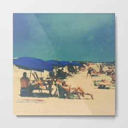 Every Summer Has a Story to Tell Metal Print