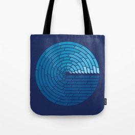 Almighty Ocean Tote Bag