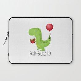 Party-Saurus Rex Laptop Sleeve