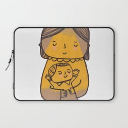 Baby doll, go to Sleep! Laptop Sleeve