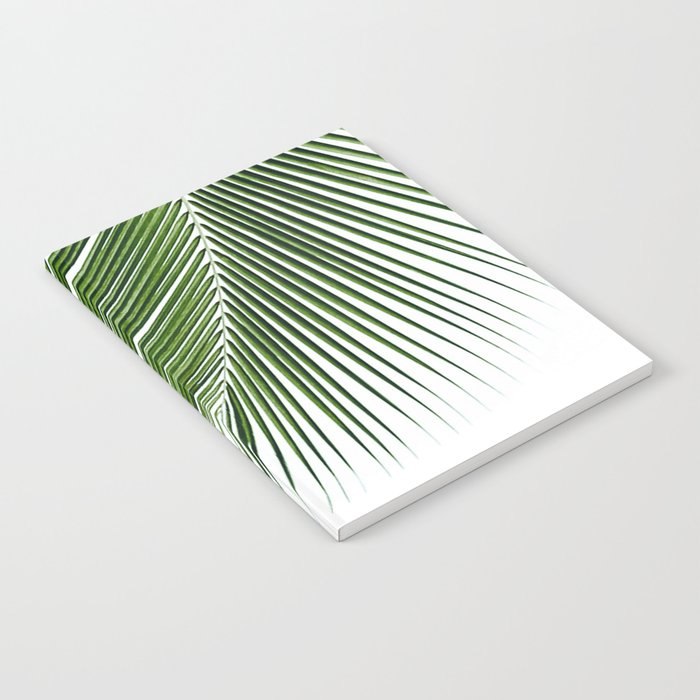 Delicate palms Notebook