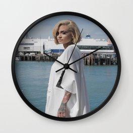 Kehlani 3 Wall Clock